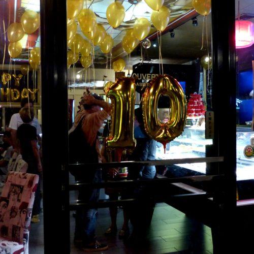 10 años en Panamá brindando un petit sabor parisino