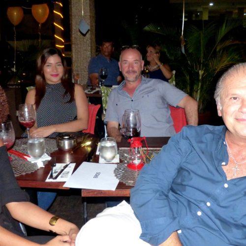 10 años celebrados por panameños y franceses radicados en ciudad capital