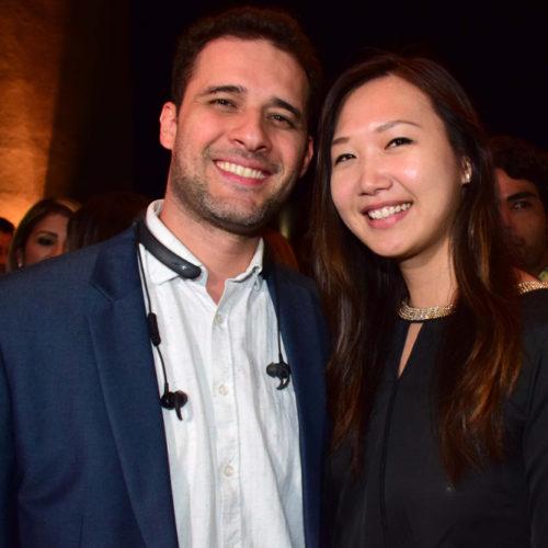 Mario Romero y Diana Lo