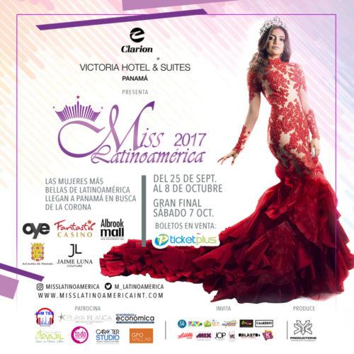 Miss Latinoamérica Promo