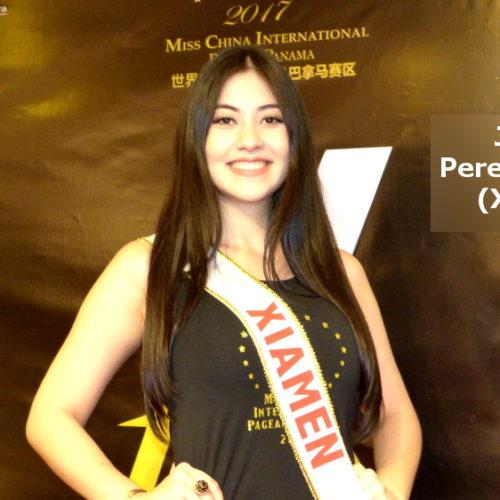 Jessica Pereira Chong (Xiamen)