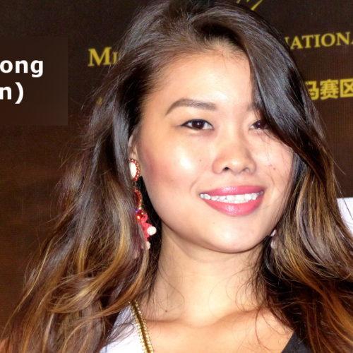 Mónica Kong (Wuhan)