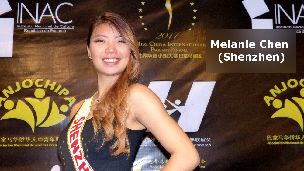 Melanie Chen (Shenzhen)