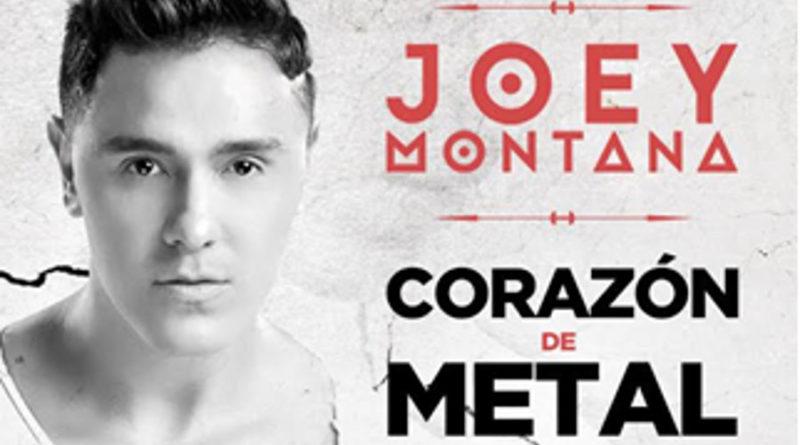 """Joey Montana """"Corazón de Metal"""""""