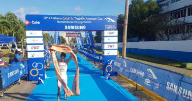 Samsung, un protagonista de la cuarta edición del Triatlón de la Habana