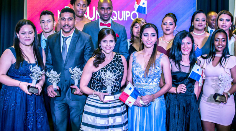 Comité Olímpico de Panamá en su Gala de Premiaciones
