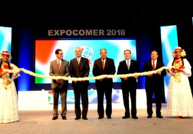 Inauguran EXPOCOMER 2018: exposición comercial más importante de Panamá y la región