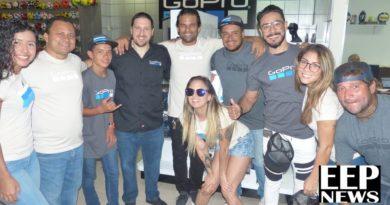 Team GoPro Panamá 2018