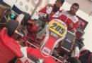 Panameño compite en prueba de karting en Alemania