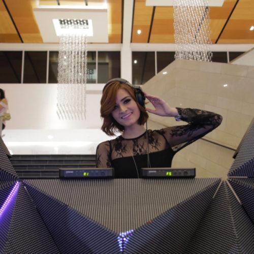 DJ Sara Castro