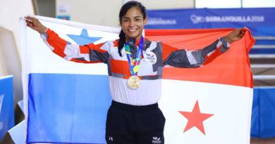 Panamá quedó undécimo en medallero de Barranquilla 2018