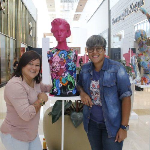 Marita Preciado (artista), Marly Dominguez