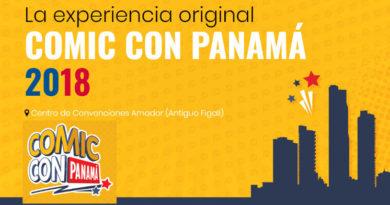 Comic Con en Panamá Cultura POP en Panamá y Centro América