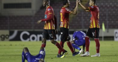Terminó la faena del Árabe y el Tauro en Liga Concacaf