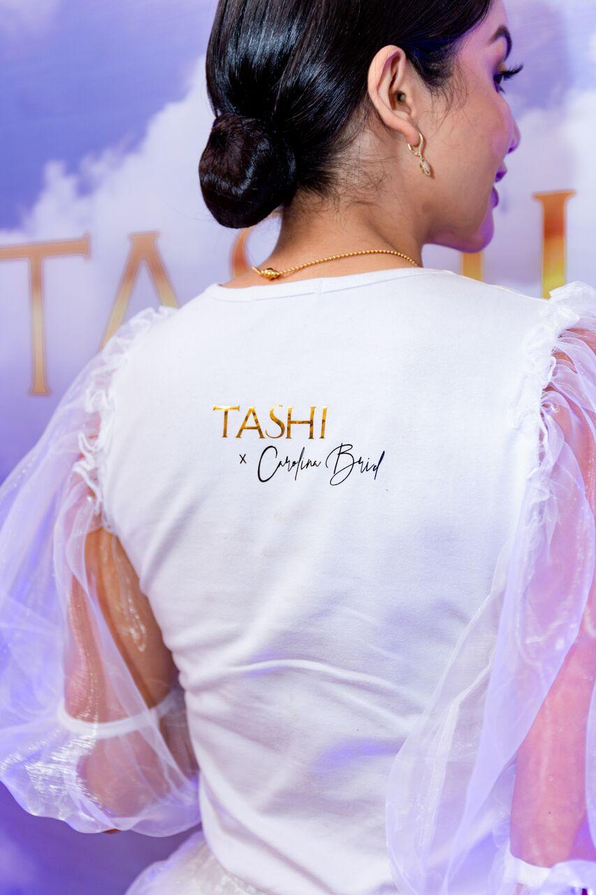 Firma TASHI X CAROLINA BRID