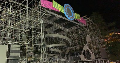 """Fiesta del crepúsculo hasta el amanecer con y más con """"Atlas Golden Fest"""""""