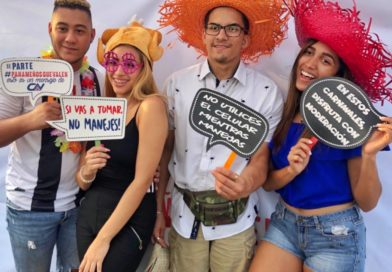 """CERVECERÍA NACIONAL PROMOVIO LA SEGURIDAD VIAL EN CARNAVALES CON """"PANAMEÑOS QUE VALEN"""""""