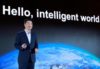 Huawei guía la innovación hacia un mundo inteligente y totalmente conectado