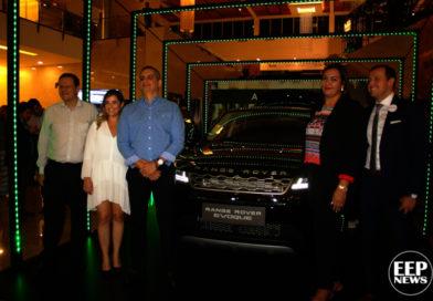 PMG  JAGUAR /LAND ROVER  lanza su nueva Range Rover Evoque 2020,  la  SUV más esperada por el mercado de lujo en Panamá