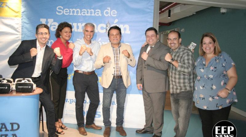 Realidad Virtual es la Novedosa Herramienta que Promueve el Valor de la Vacunación en Panamá