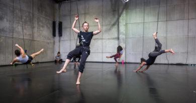 Panamá se prepara para ser el escenario de la danza aérea