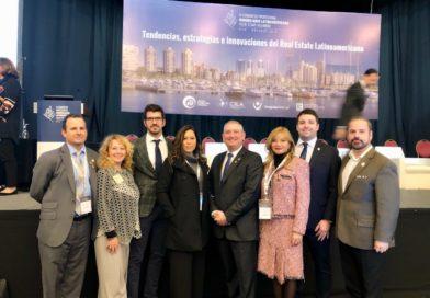 ACOBIR Participó en el IV Congreso Profesional Inmobiliario Latinoamericano