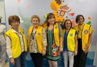 Se inaugura Clinica de Heridas de El Hospital del Niño Dr. José Renan