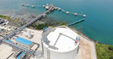 Panamá se convierte en el primer Hub de GNL  de Centroamérica