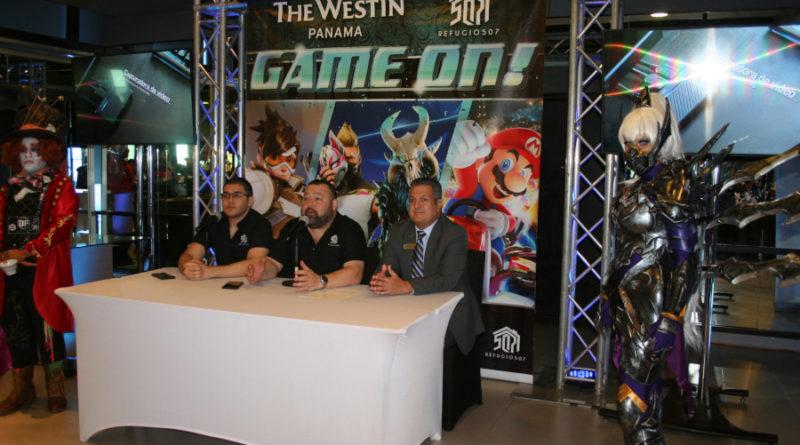 Game On! Panamá 2019,  un evento organizado por Gamers para Gamers.