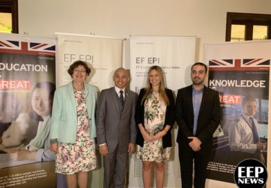Panamá ocupa la posición #64 en el ranking de dominio de inglés a nivel mundial